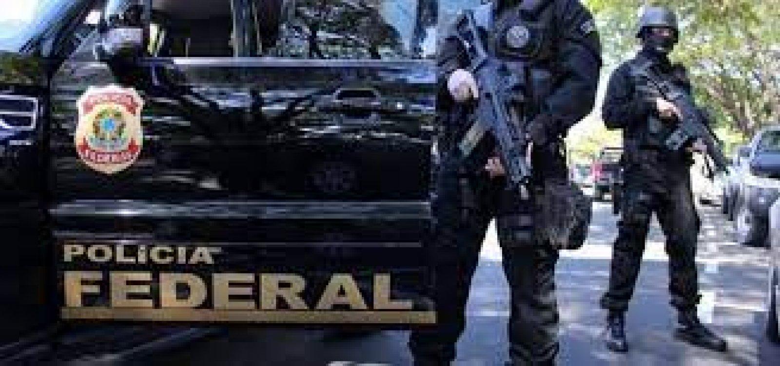 Mega força-tarefa no Ceará prende chefe de tráfico da Bahia