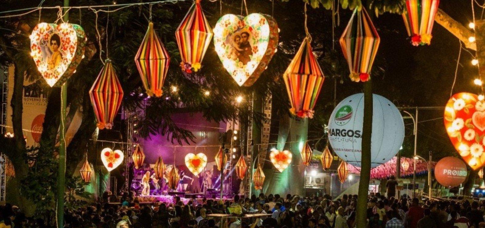 Prefeitura de Amargosa confirma cancelamento do São João em 2021
