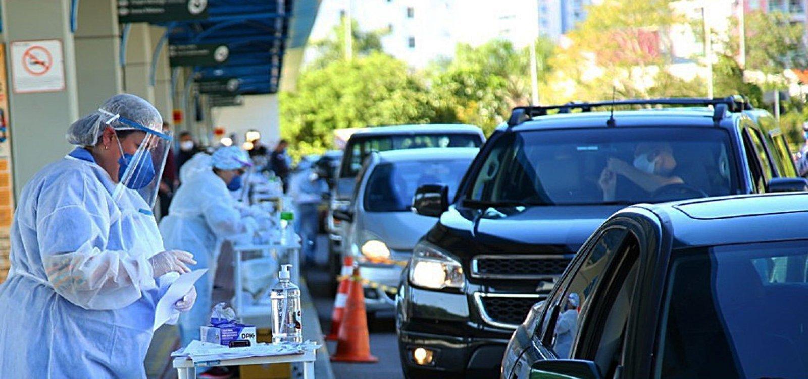 Após liminar, rodoviários começam a ser vacinados contra a Covid-19 em Salvador