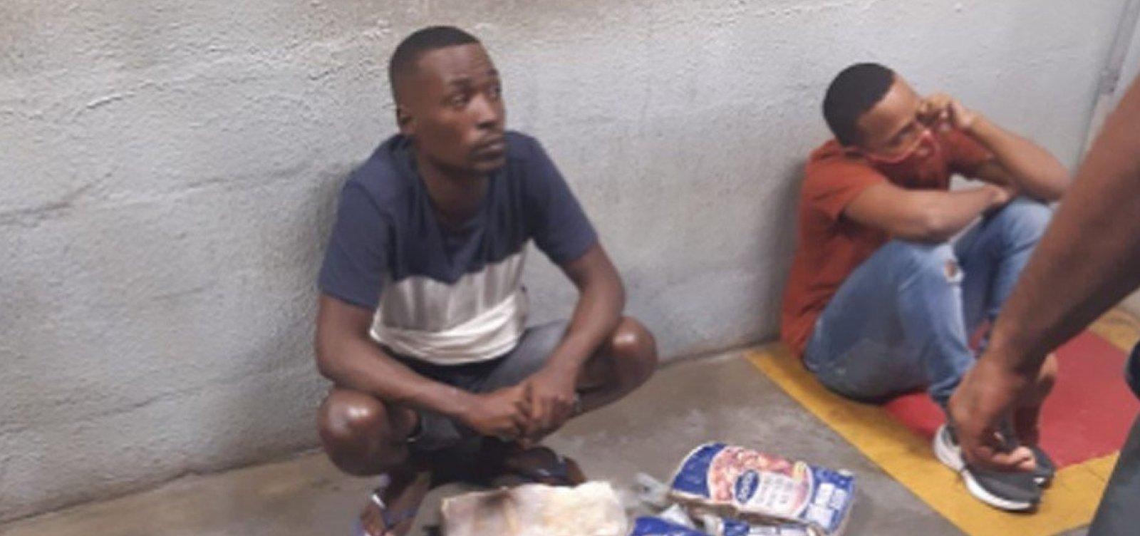 MP-BA pede prisão preventiva de envolvidos na morte de tio e sobrinho após furto de carne no Atakarejo