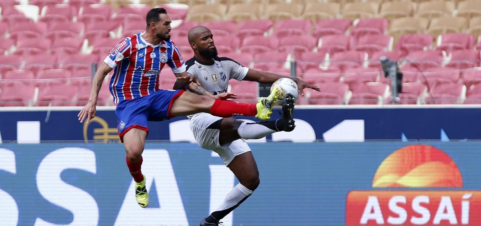 Bahia vence Ceará nos pênaltis e é o campeão da Copa do Nordeste