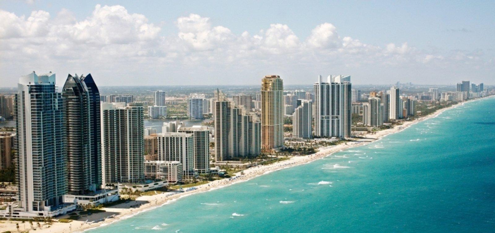 Em Miami vacina contra Covid-19 será oferecida em aeroporto