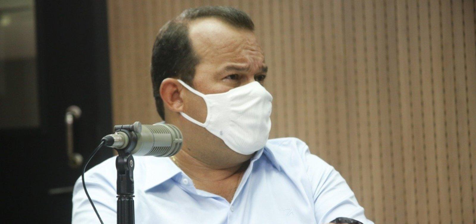 Geraldo Junior solicita inclusão de mães lactantes na vacinação contra Covid