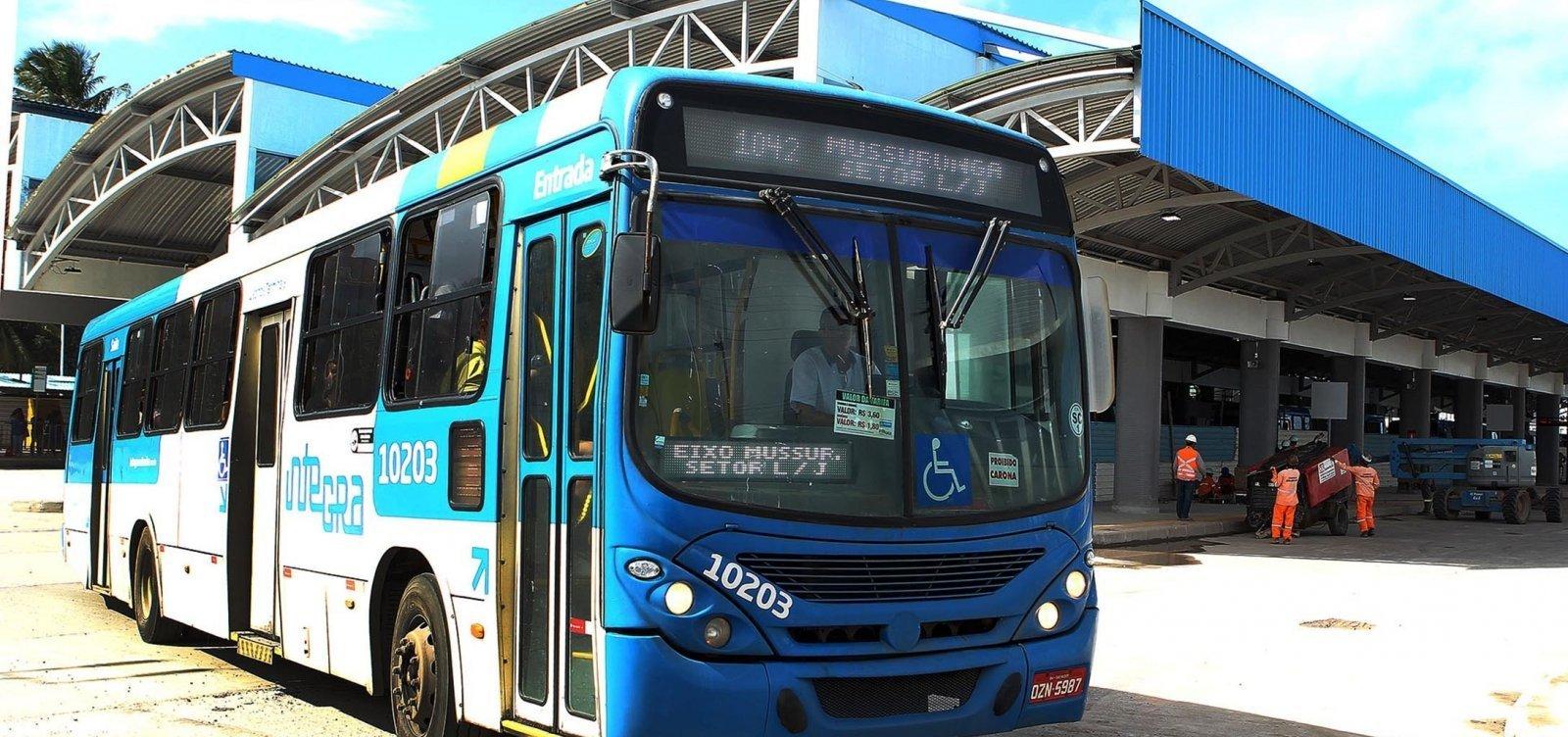 Linhas de ônibus têm roteiro alterado na Avenida Paulo VI