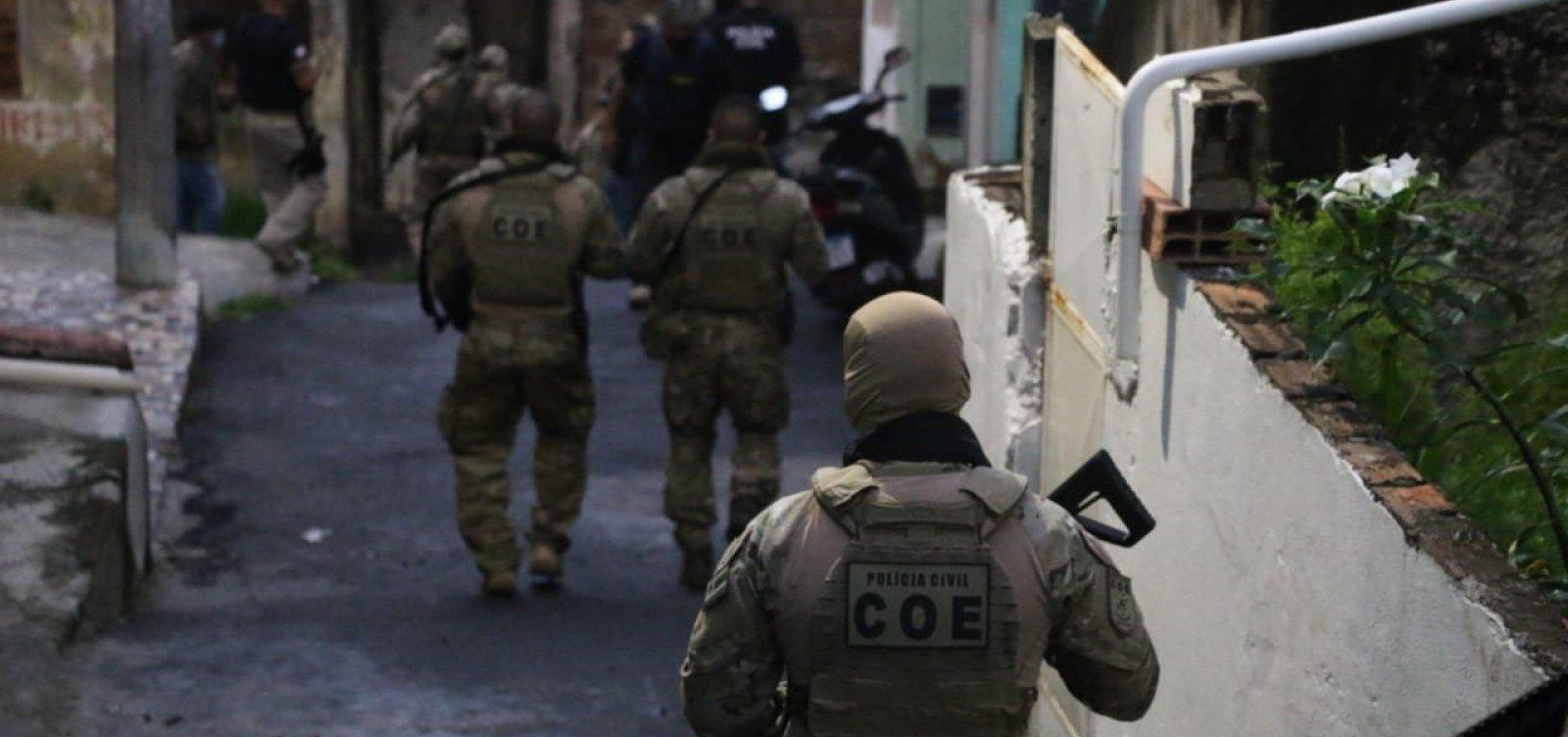 Traficantes e segurança do Atakarejo são presos durante operação