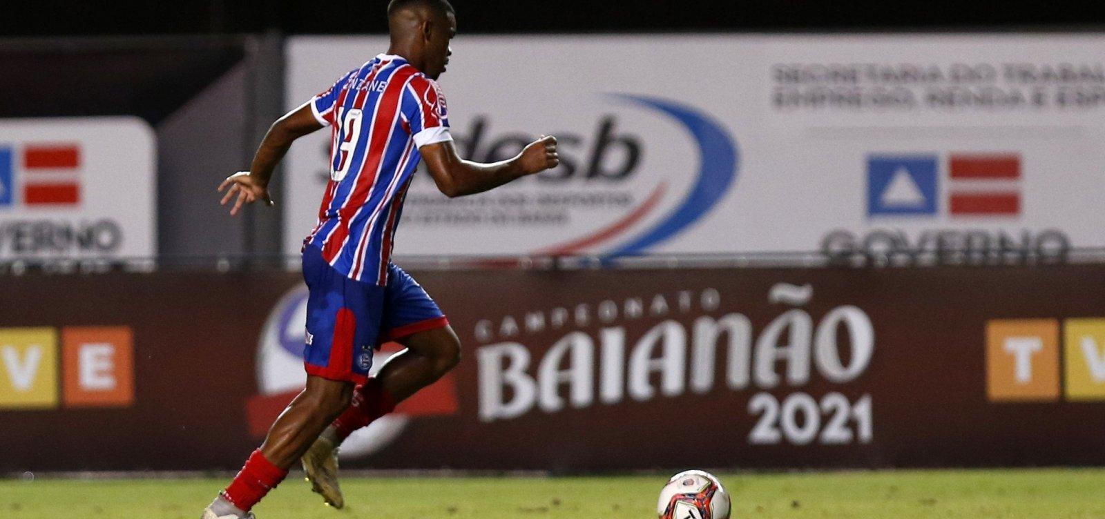 Time de transição do Bahia tem semana decisiva em busca do segundo tetra da temporada