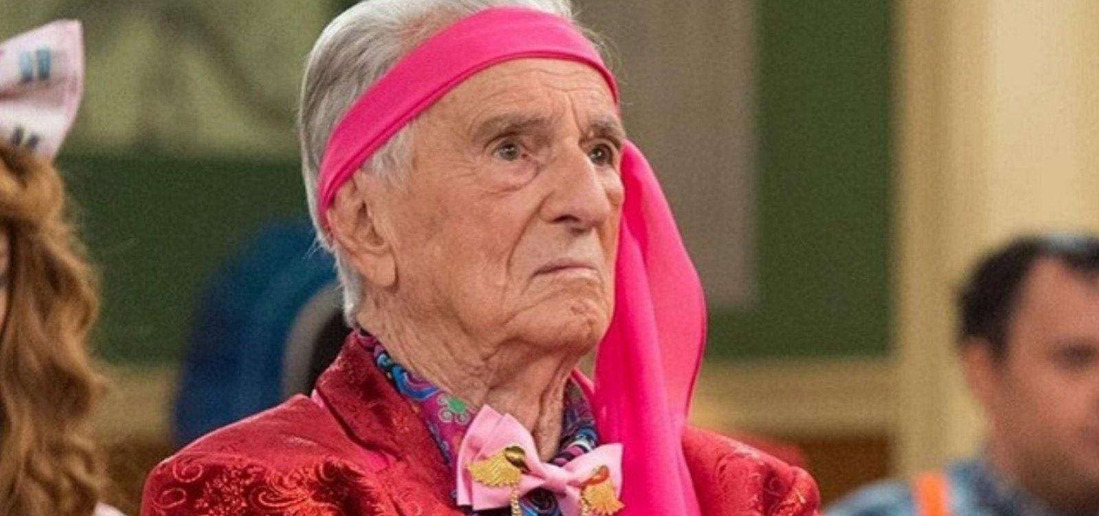 Orlando Drummond, aos 101 anos, é internado em estado grave no Rio de Janeiro