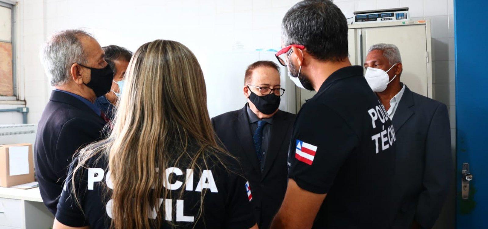 Delegada indica participação de gerente dos seguranças na morte de tio e sobrinho no 'caso Atakarejo'