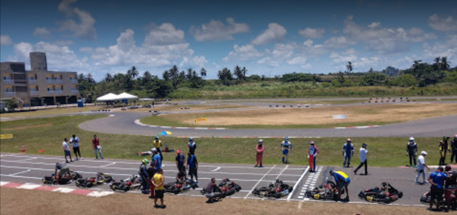 Após negociação, Associação de Kart vai ceder área para prefeitura de Lauro de Freitas