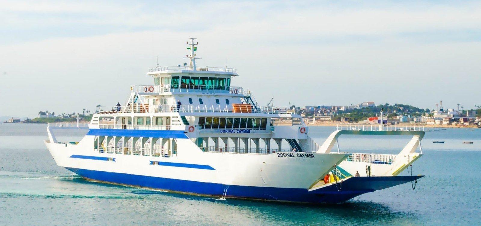 Com novo toque de recolher, horário do Ferry-Boat é ampliado