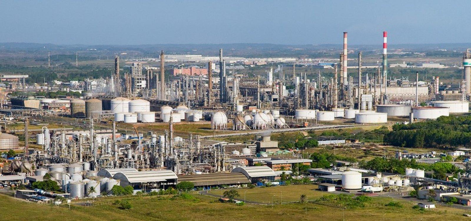 Produção industrial da Bahia em março teve maior recuo do país