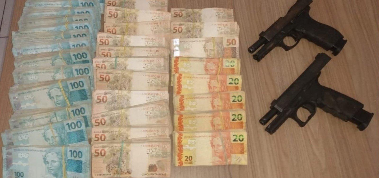 Em confronto, policiais matam quatro suspeitos de participarem de ataques simultâneos a bancos em Correntina