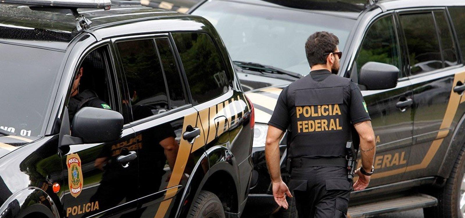 PF deflagra operação contra sonegação de documentos judiciais em Ilhéus