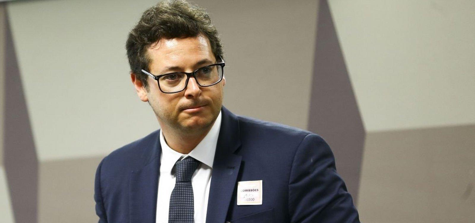 Calheiros chama depoimento de 'espetáculo de mentiras' e pede prisão de Fábio Wajngarten