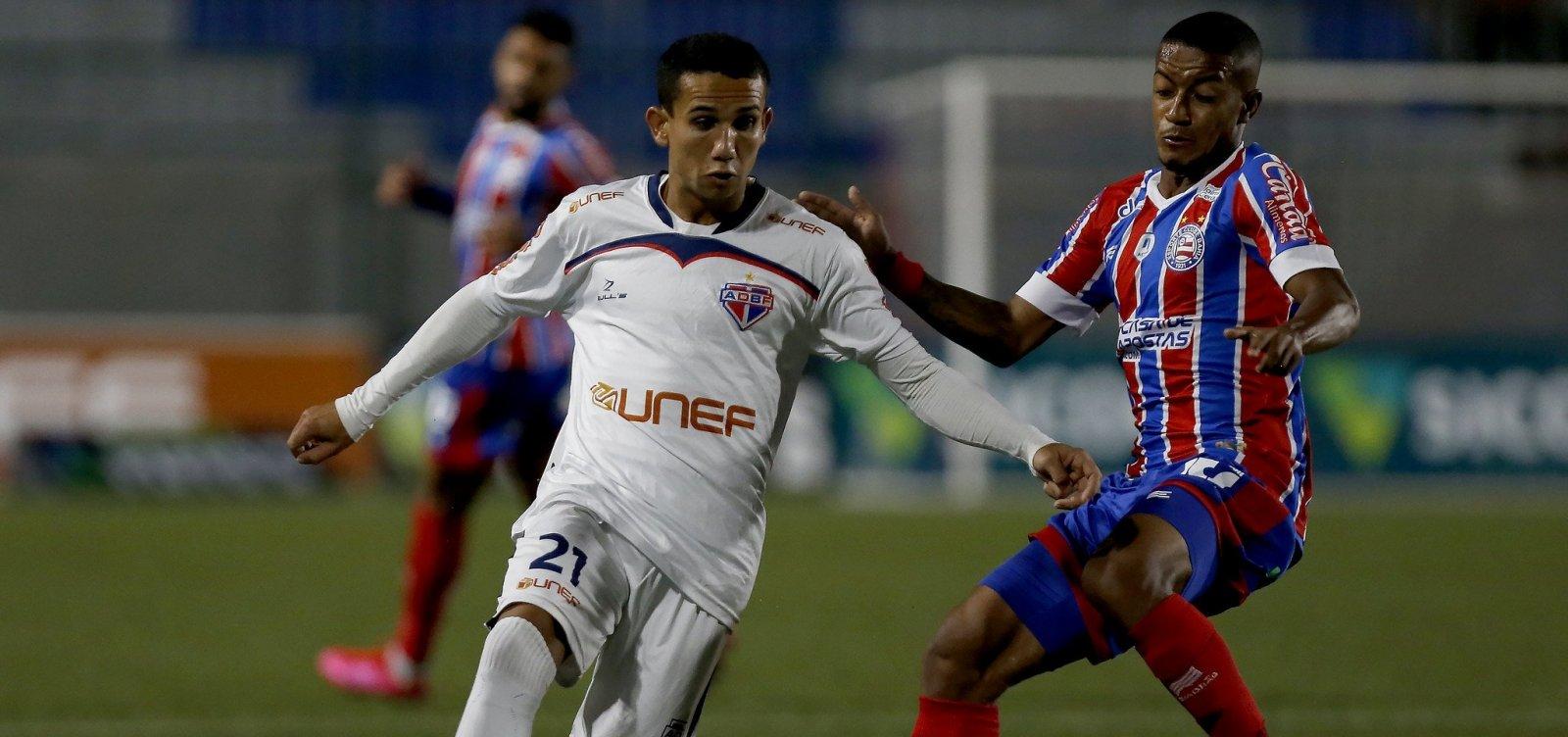 Baianão terá final inédita com dois clubes do interior