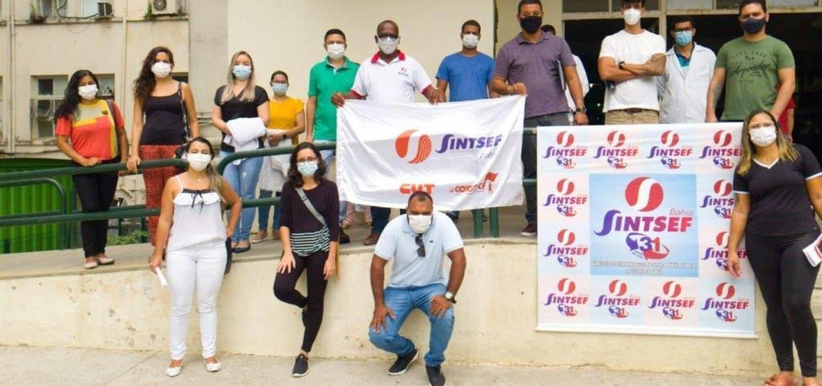 Funcionários do Hospital das Clínicas entram em greve por falta de insumos e equipamentos de proteção