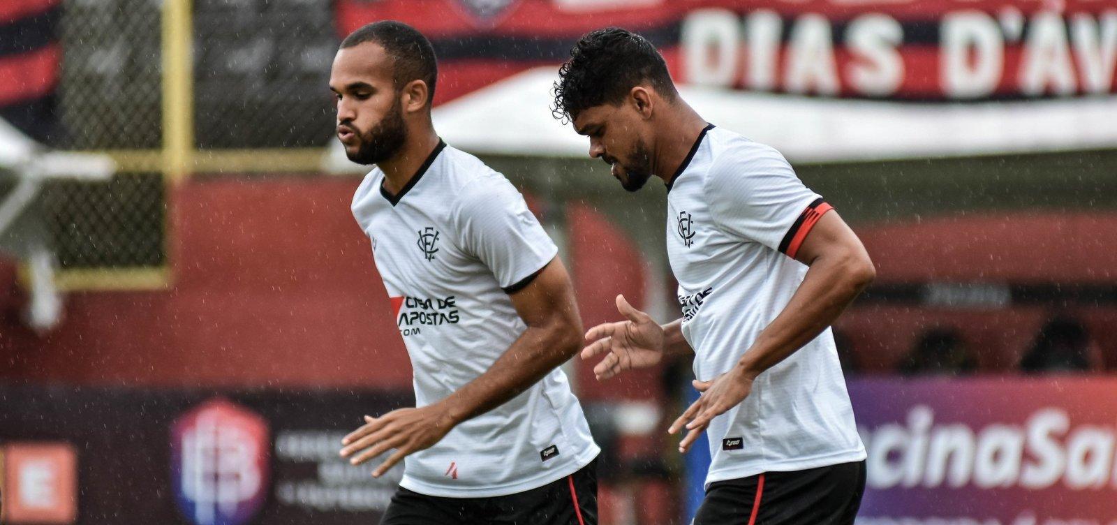 Com eliminação do Bahia, Vitória terá que disputar a pré-Copa do Nordeste
