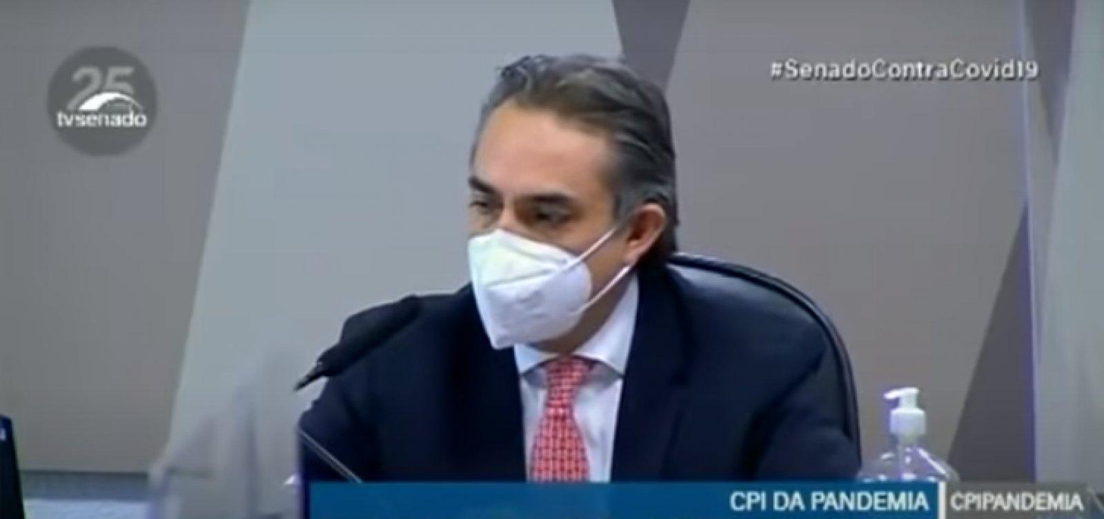 CPI da Covid: executivo da Pfizer confirma que Brasil ignorou ofertas da vacina em 2020