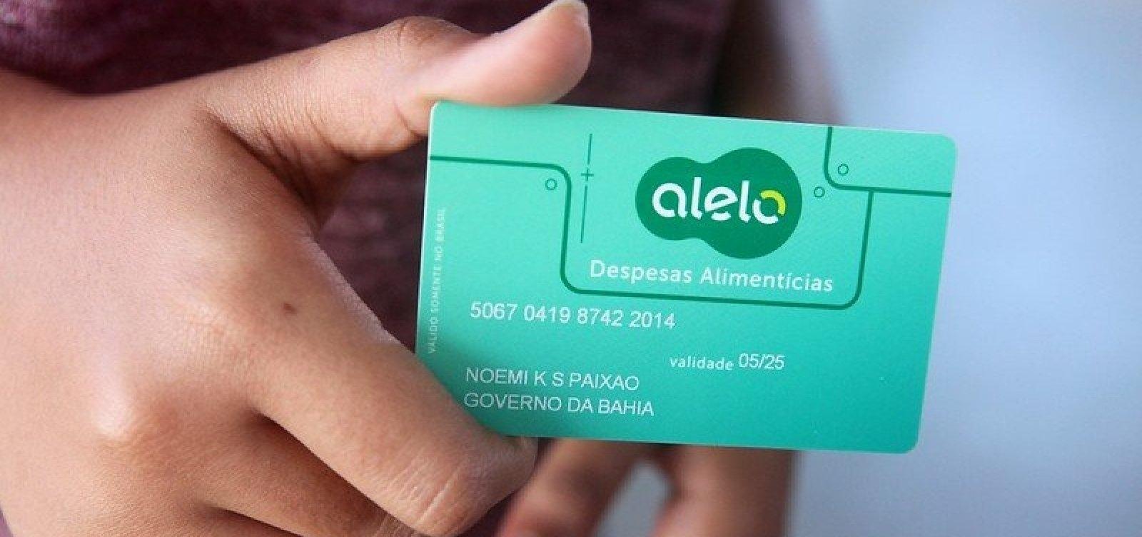 Nova parcela do vale-alimentação estudantil será paga nesta sexta na Bahia