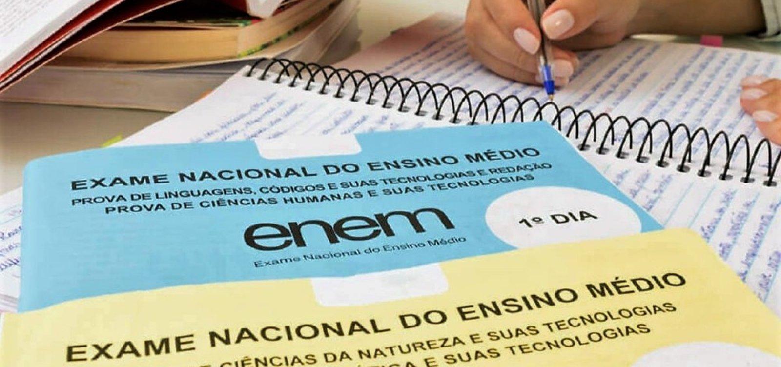 Presidente do Inep confirma ao CNE que Enem não será realizado em 2021