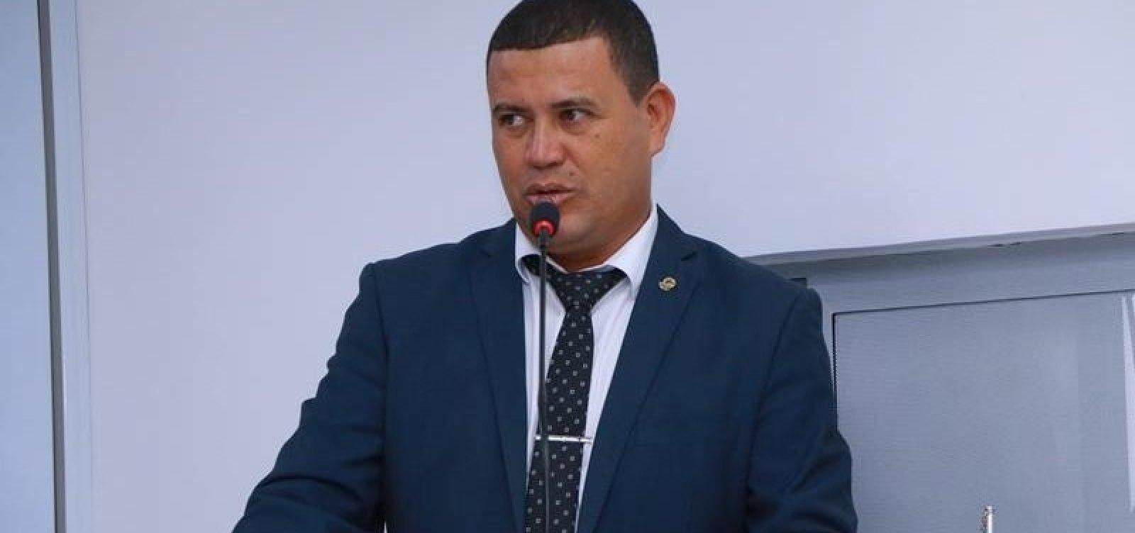 Suspeito de balear vereador em atentado no sul da Bahia é detido