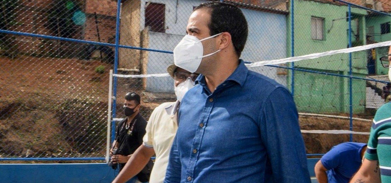 """Salvador terá """"mutirão da segunda dose"""", mas prefeitura já admite limitação de vacinas"""
