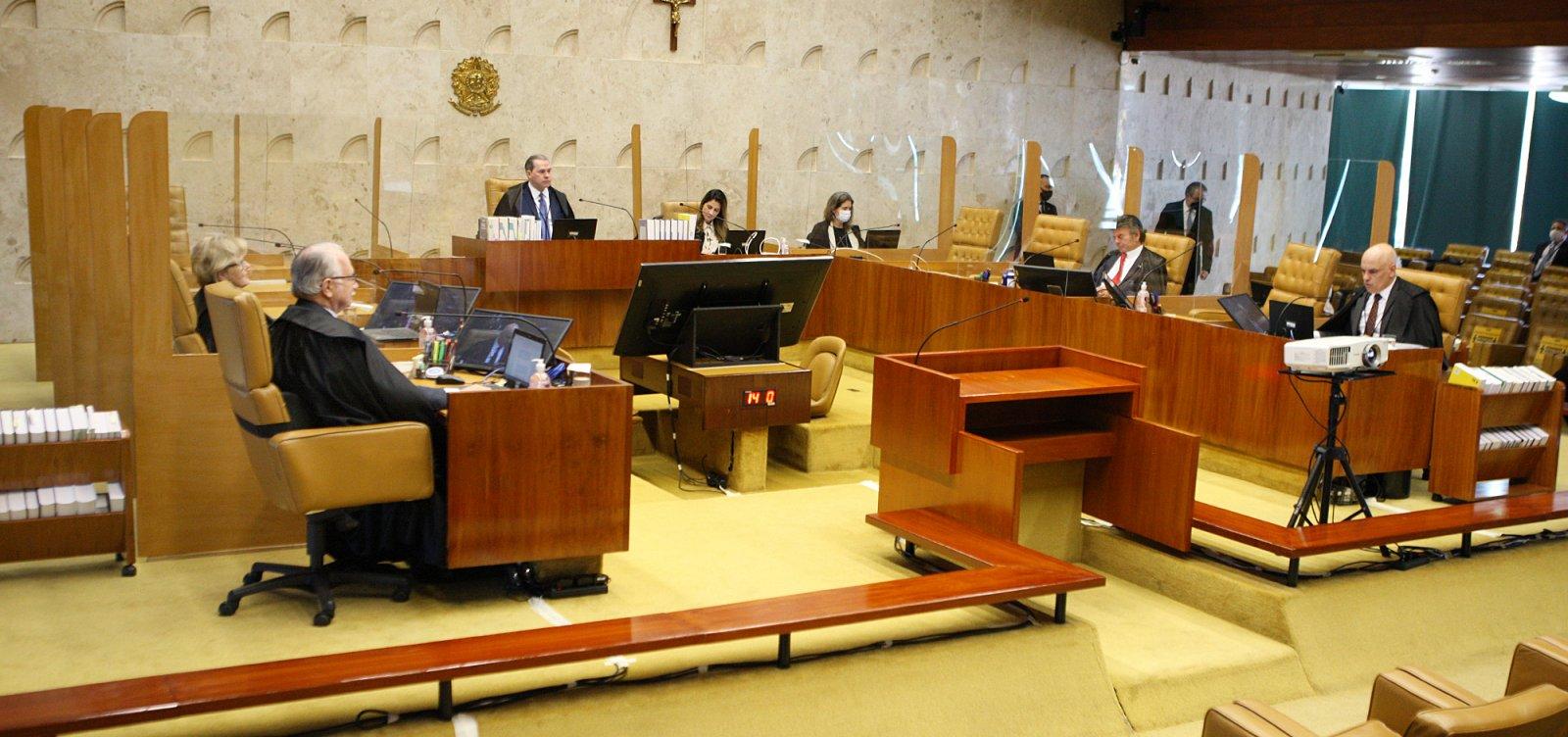 STF forma maioria para desobrigar o governo a realizar Censo este ano