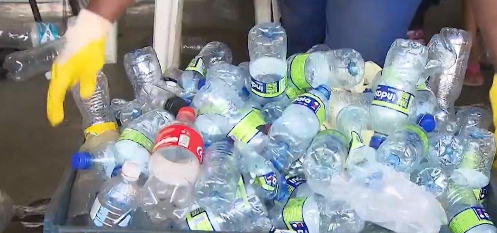 Defensoria pede informações sobre vacinação de catadores de recicláveis