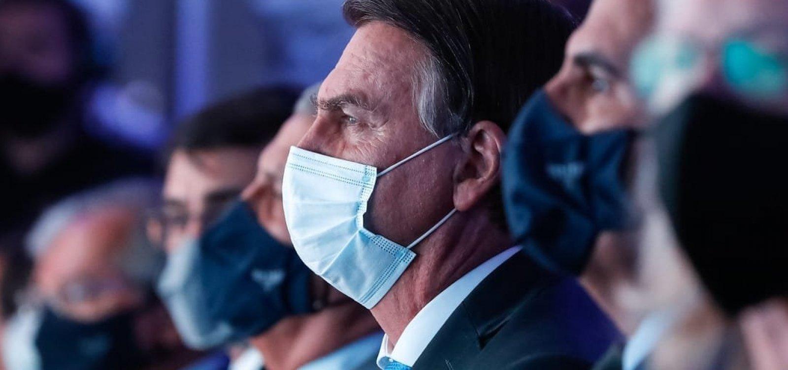 Datafolha: 49% apoiam impeachment de Bolsonaro; 46% são contra