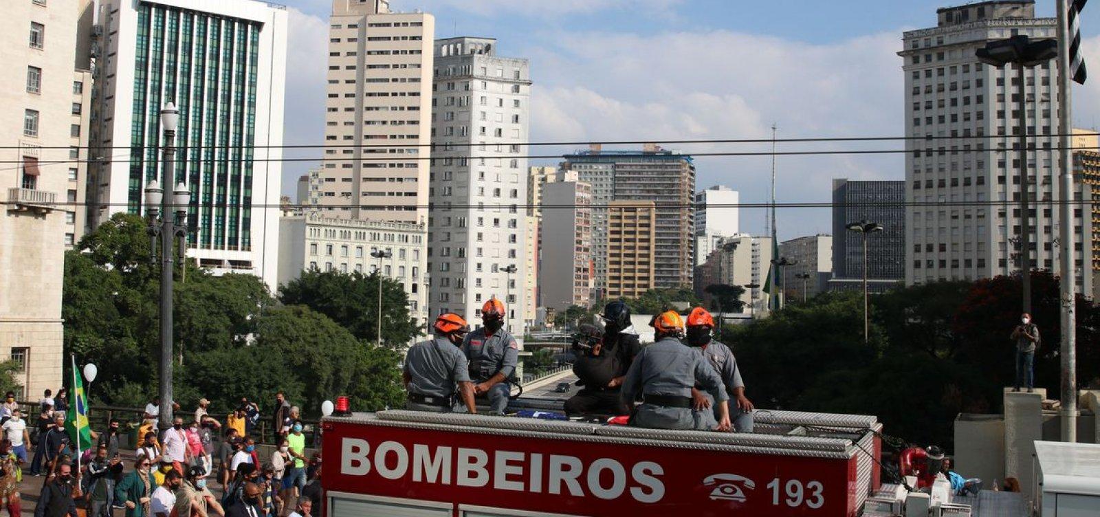 Corpo de Bruno Covas é velado e depois sai em cortejo por ruas de SP