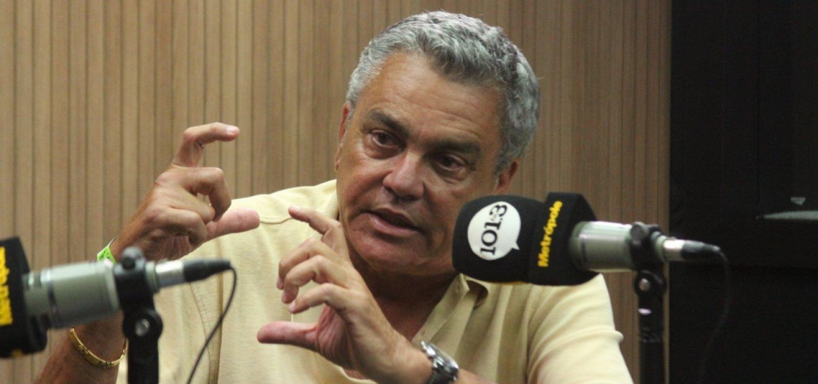 Comissão vai investigar gestão de Paulo Carneiro no Vitória