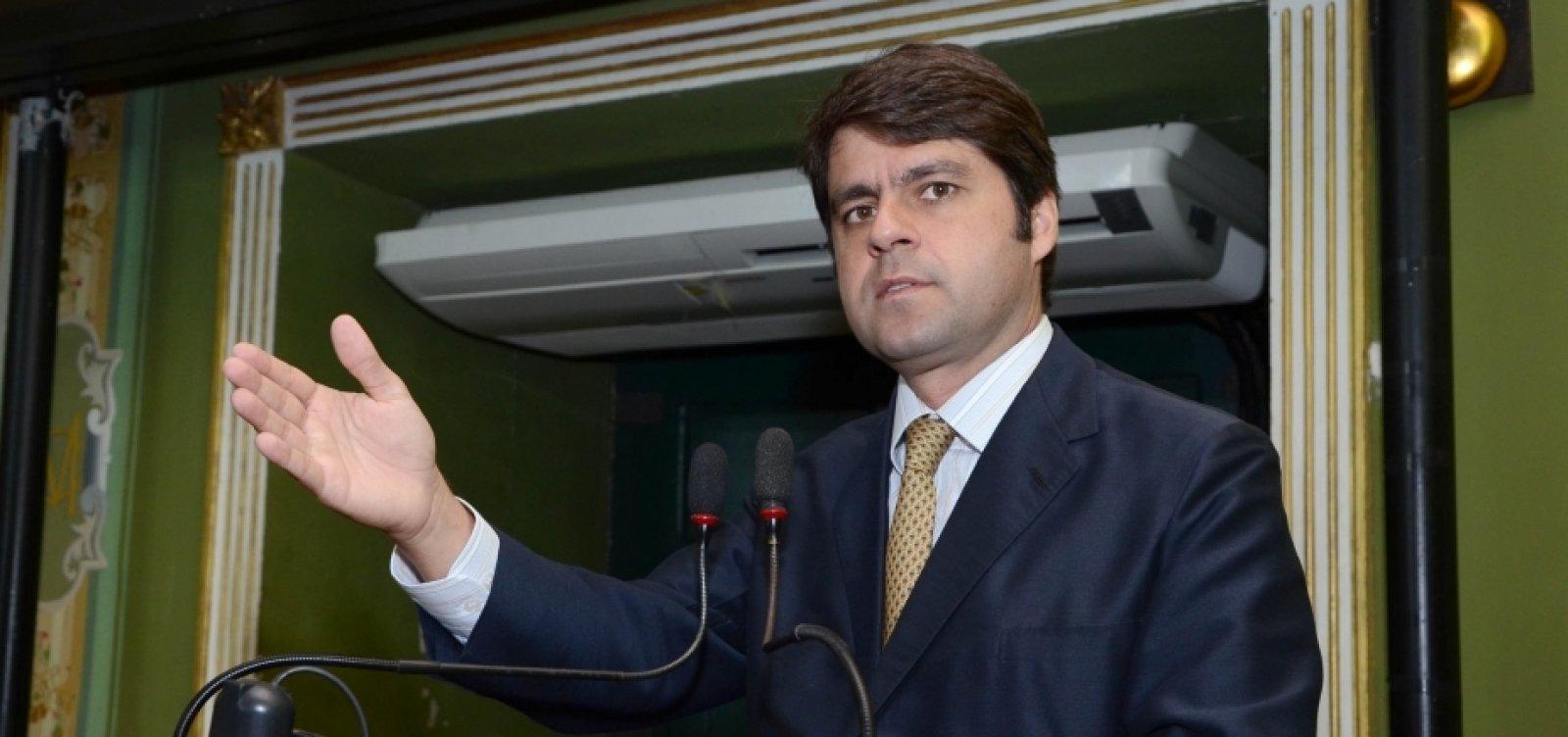 """""""Nem fede e nem cheira"""", diz deputado sobre possível saída de Alckmin do PSDB"""