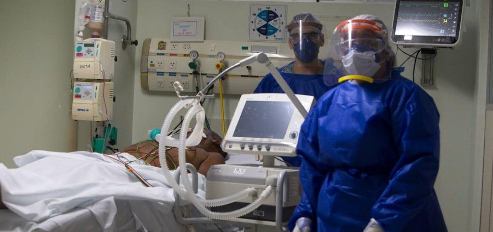 Salvador registra 309 novos casos de Covid-19 e 18 mortes pela doença em 24 horas
