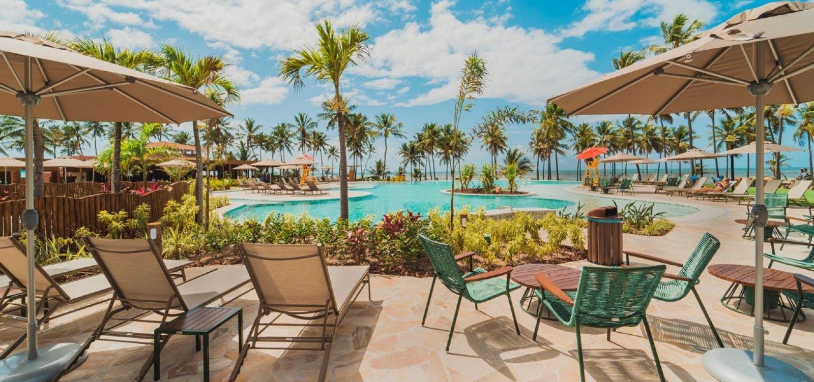 Resort baiano aparece entre os 10 melhores do país em portal especializado