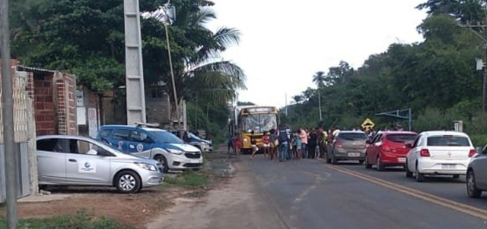 Polícia cita confronto com criminosos e diz que socorreu grávida em Paripe