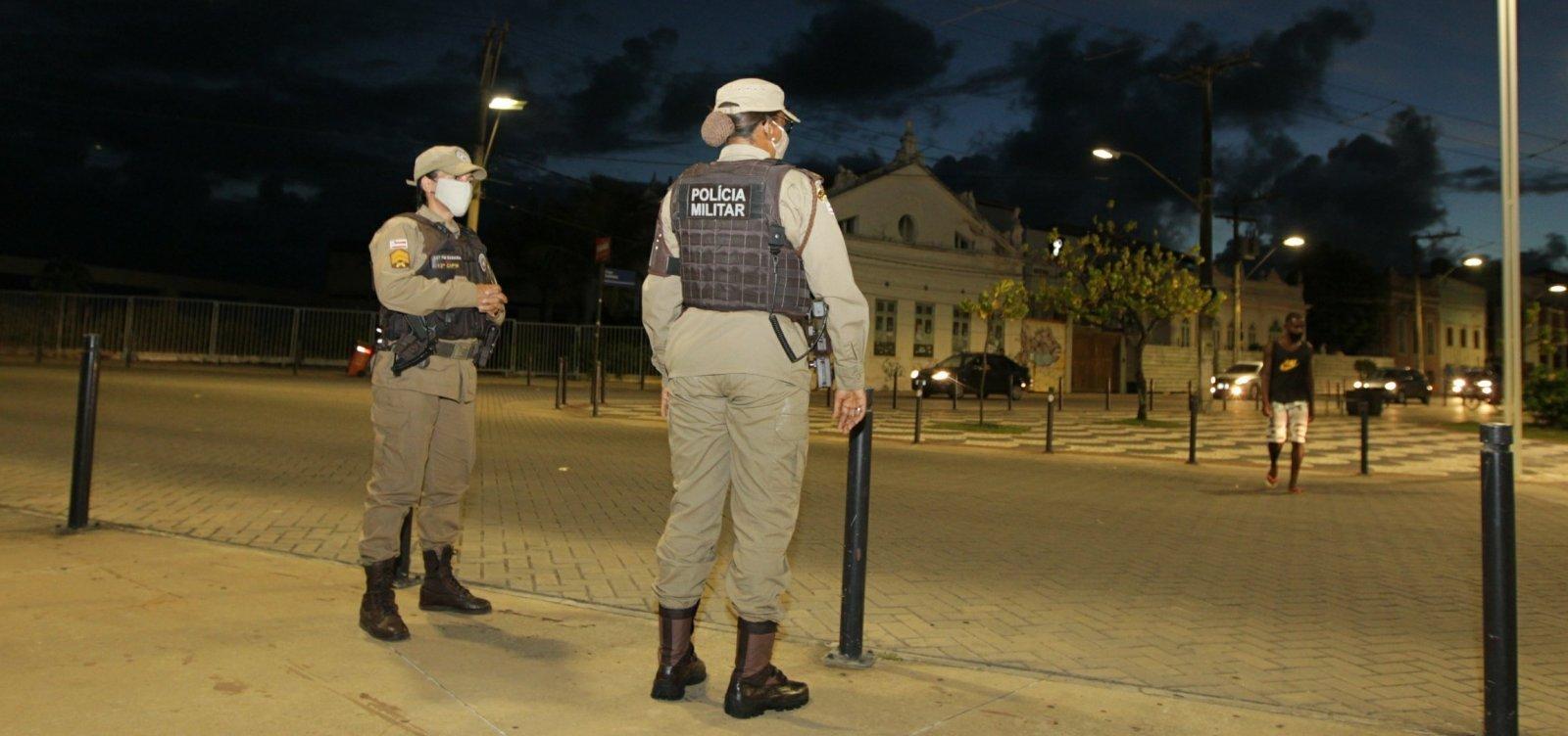 Toque de recolher será antecipado e venda de bebidas volta a ser proibida em Salvador e região