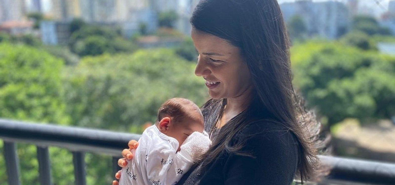 Bahia tem 1º recém-nascido com anticorpos contra a Covid-19