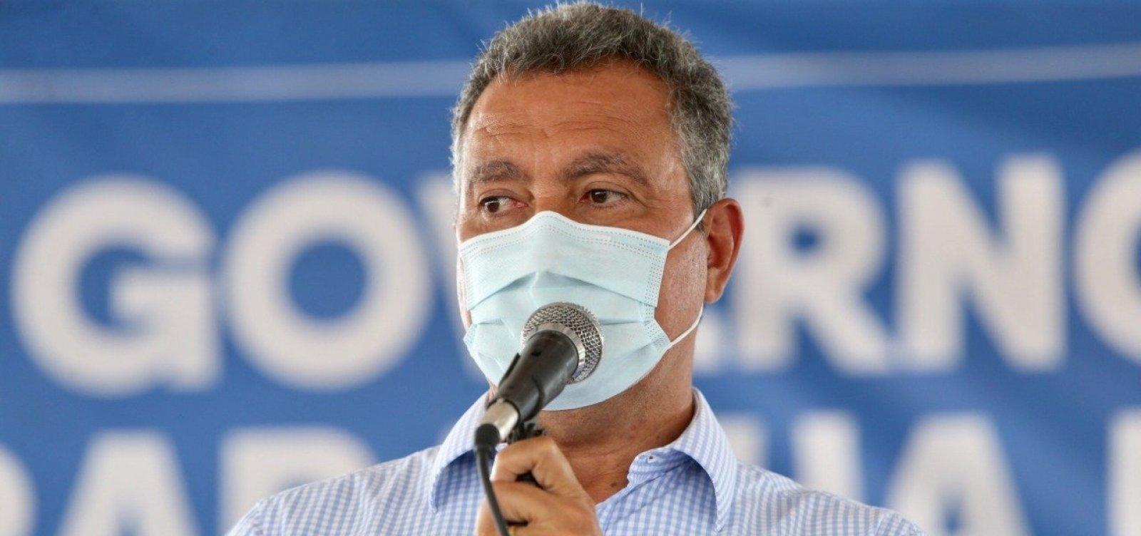 Governador Rui Costa diz que só aceita Bahia na Copa América sem público