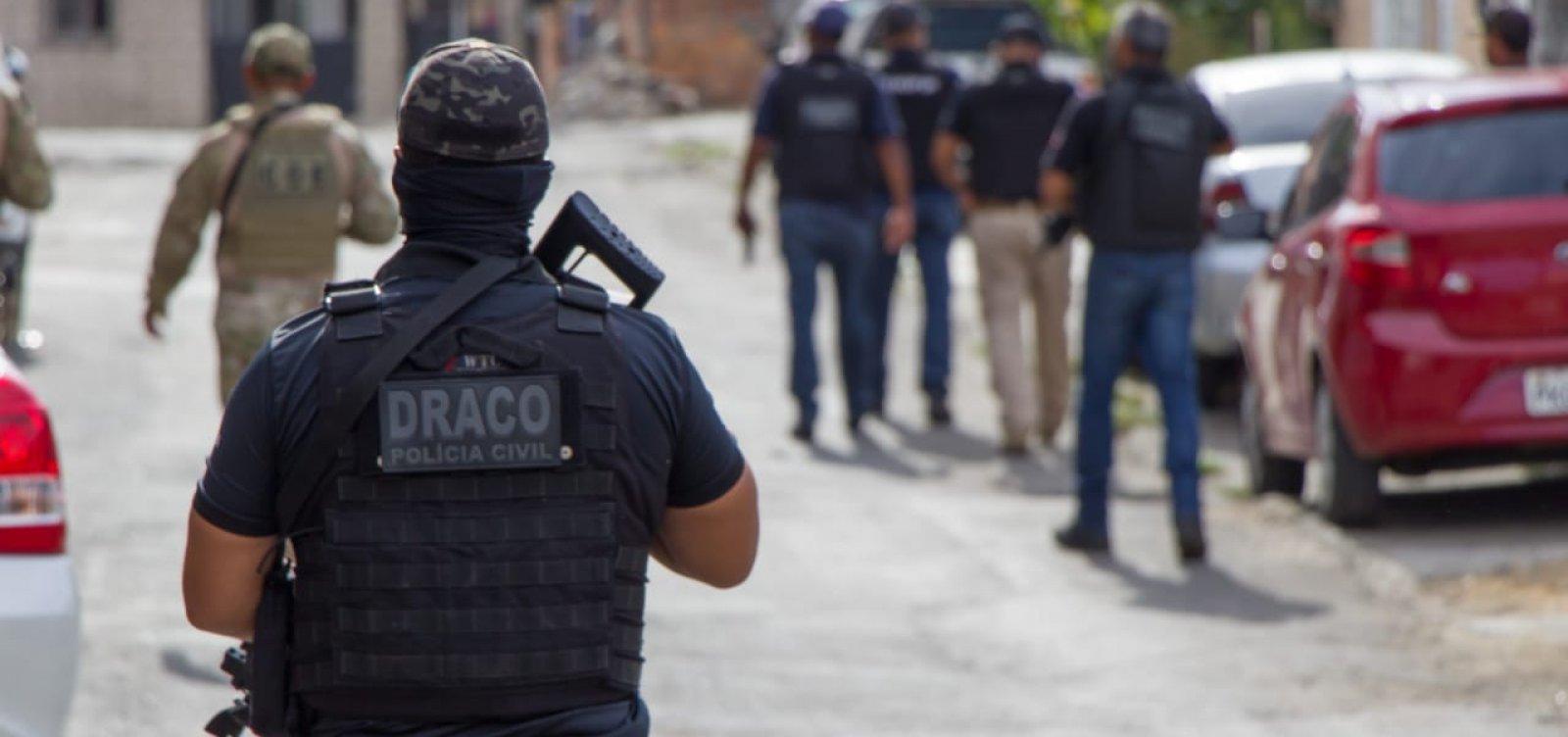 Polícia indicia 12 pessoas pelo sequestro de garoto de nove anos em Miguel Calmon
