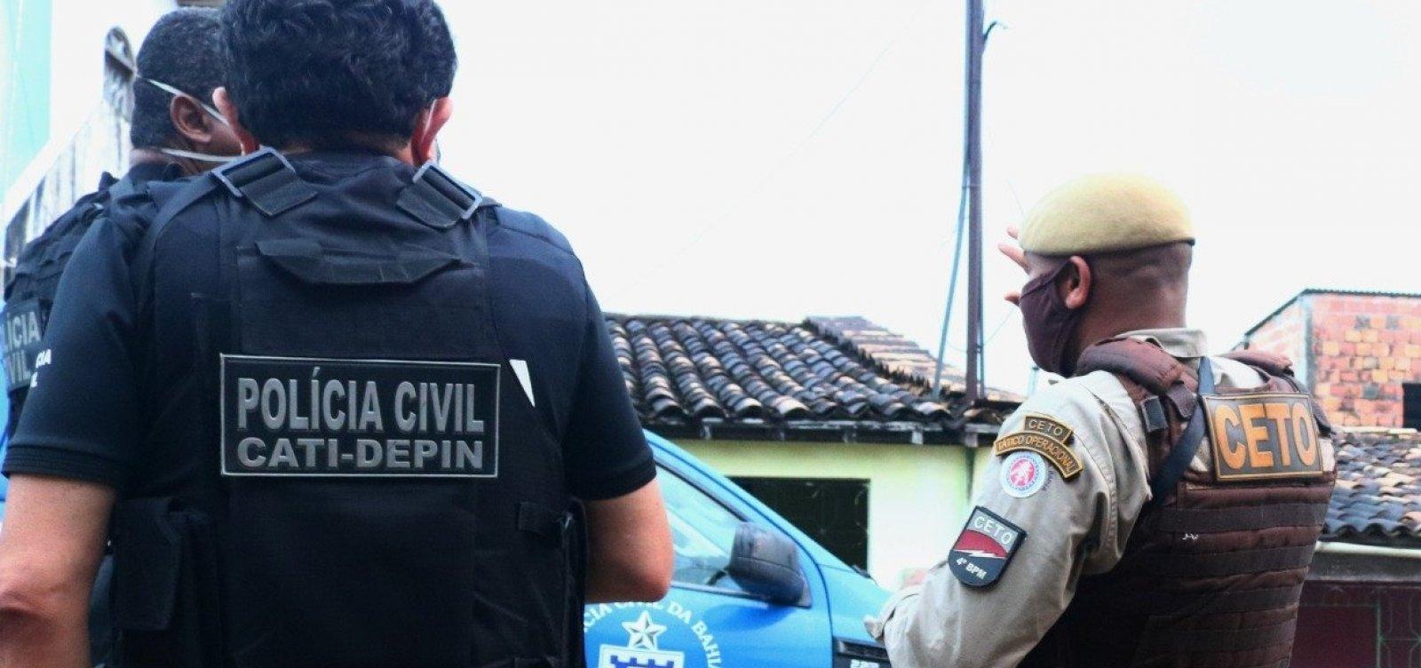 Polícia prende suspeito de matar homem por causa de isqueiro em Bom Jesus da Lapa