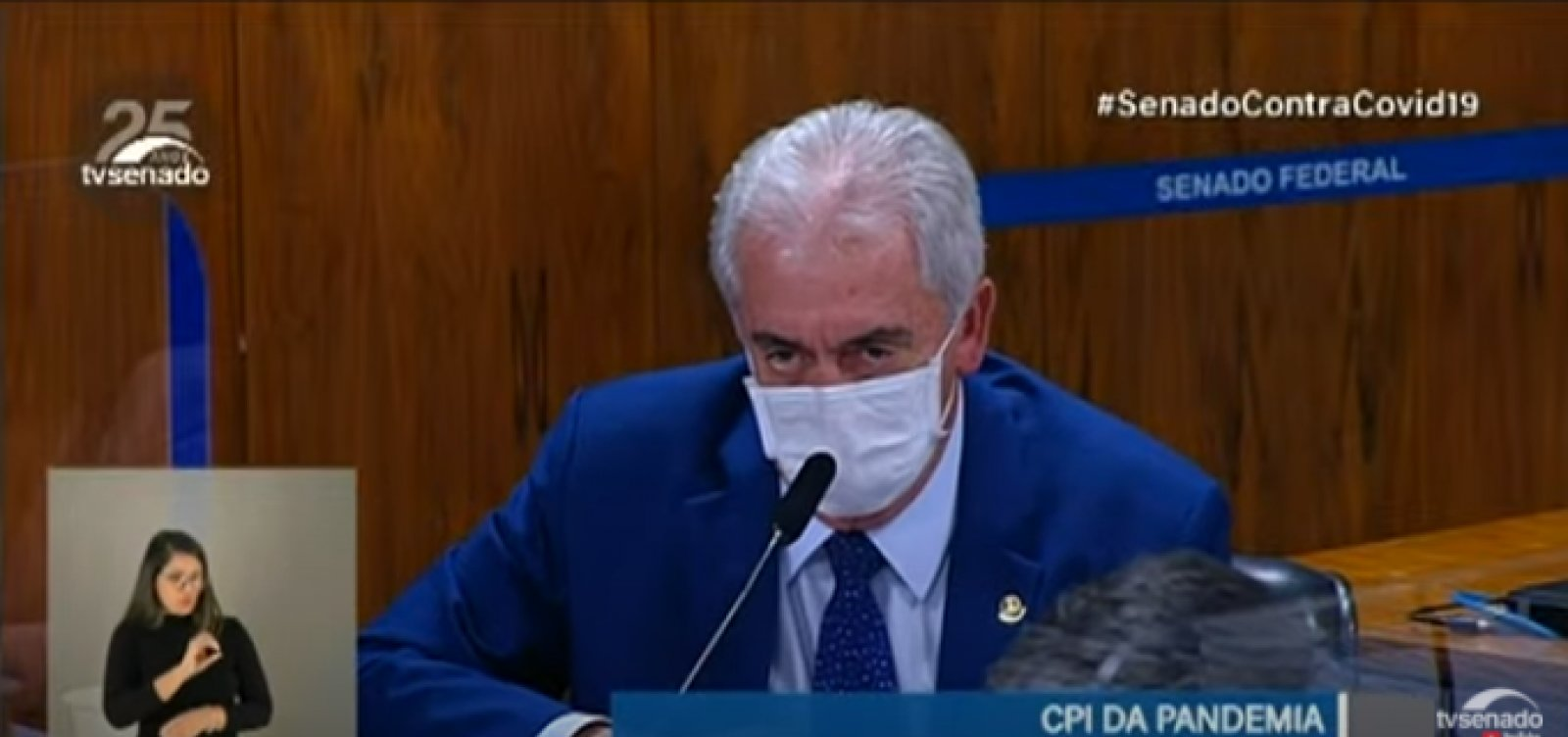 """CPI da Covid: """"Não sabe nada de infectologia, nem estudou"""", diz Otto a Nise Yamaguchi"""