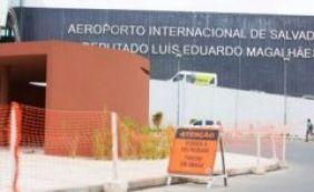 Pista do aeroporto de Salvador será interditada parcialmente