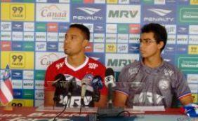 Sócio apresenta Edigar Junio, novo reforço do Bahia para 2016
