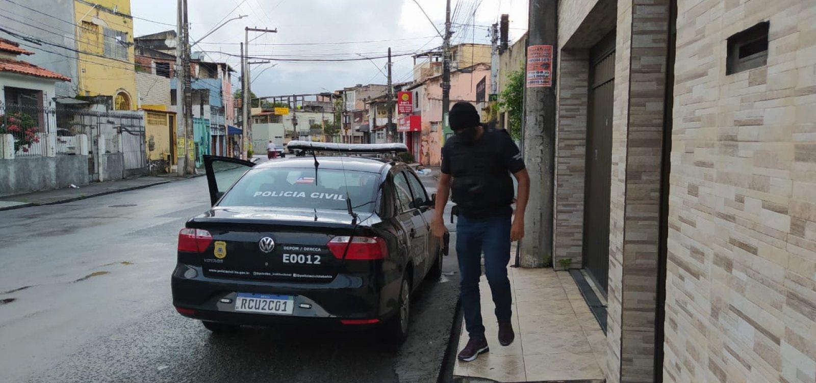 Operação de combate à pornografia infantil cumpre três mandados na Bahia