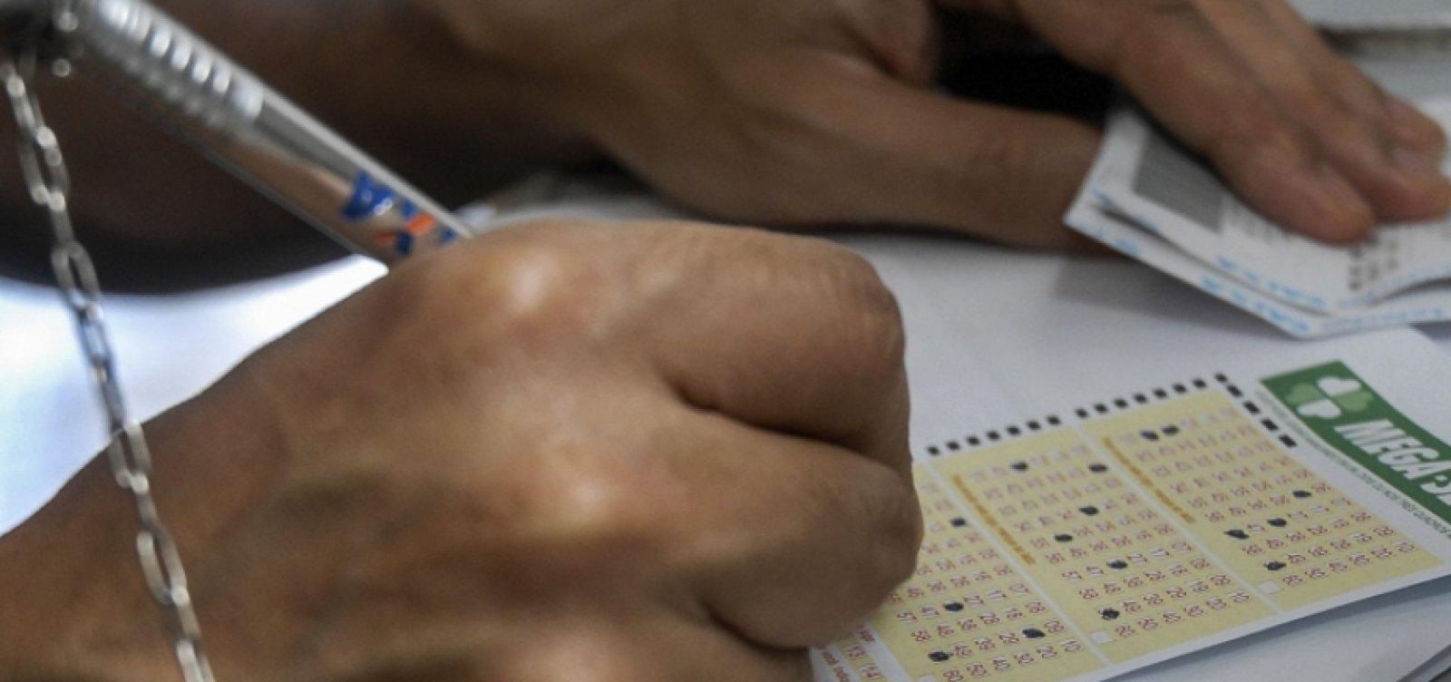 Mega-sena: sem ganhadores, prêmio acumula em R$ 42 milhões
