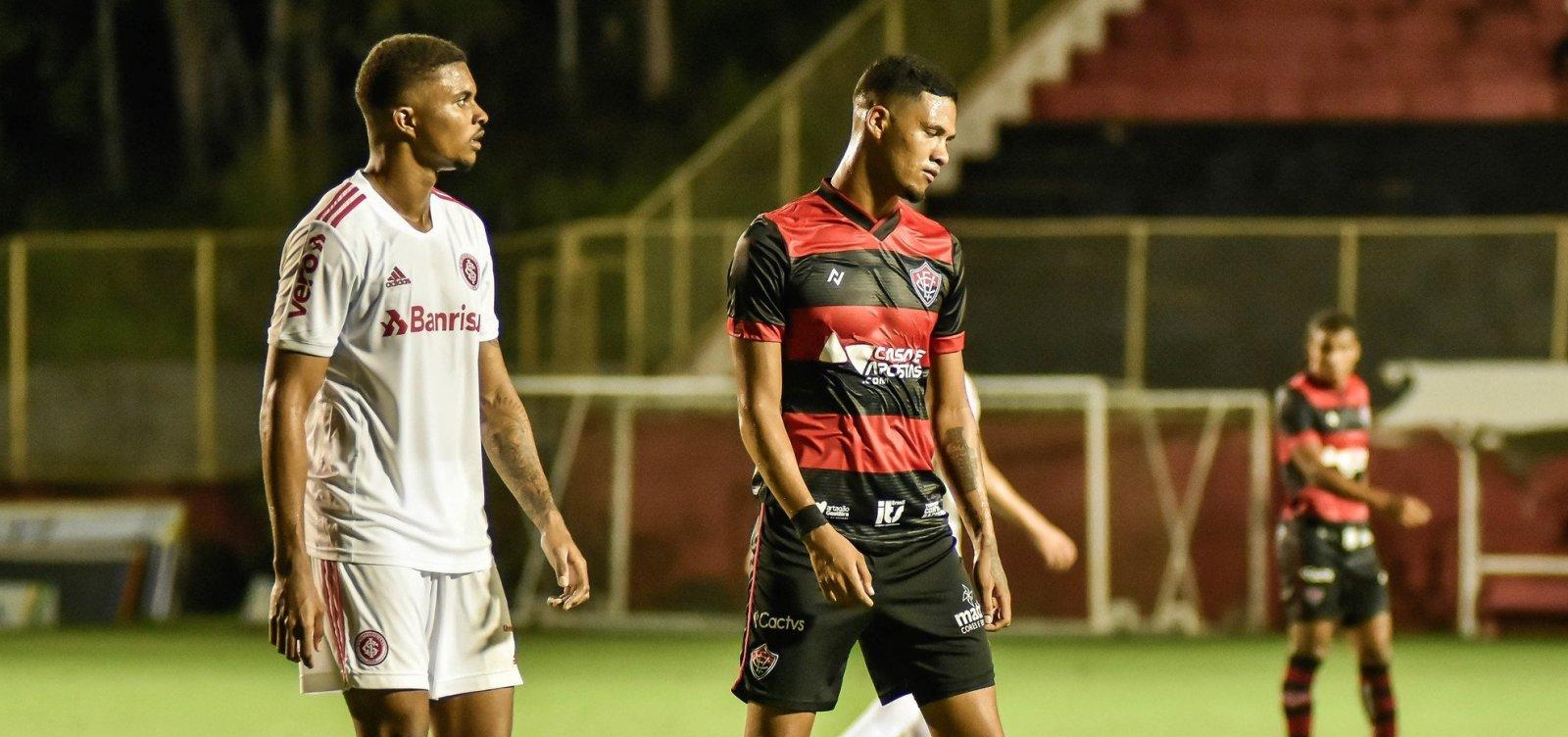 Com estreia de Ramon Menezes, Leão tenta virada no Beira-Rio para alcançar oitavas da Copa do Brasil