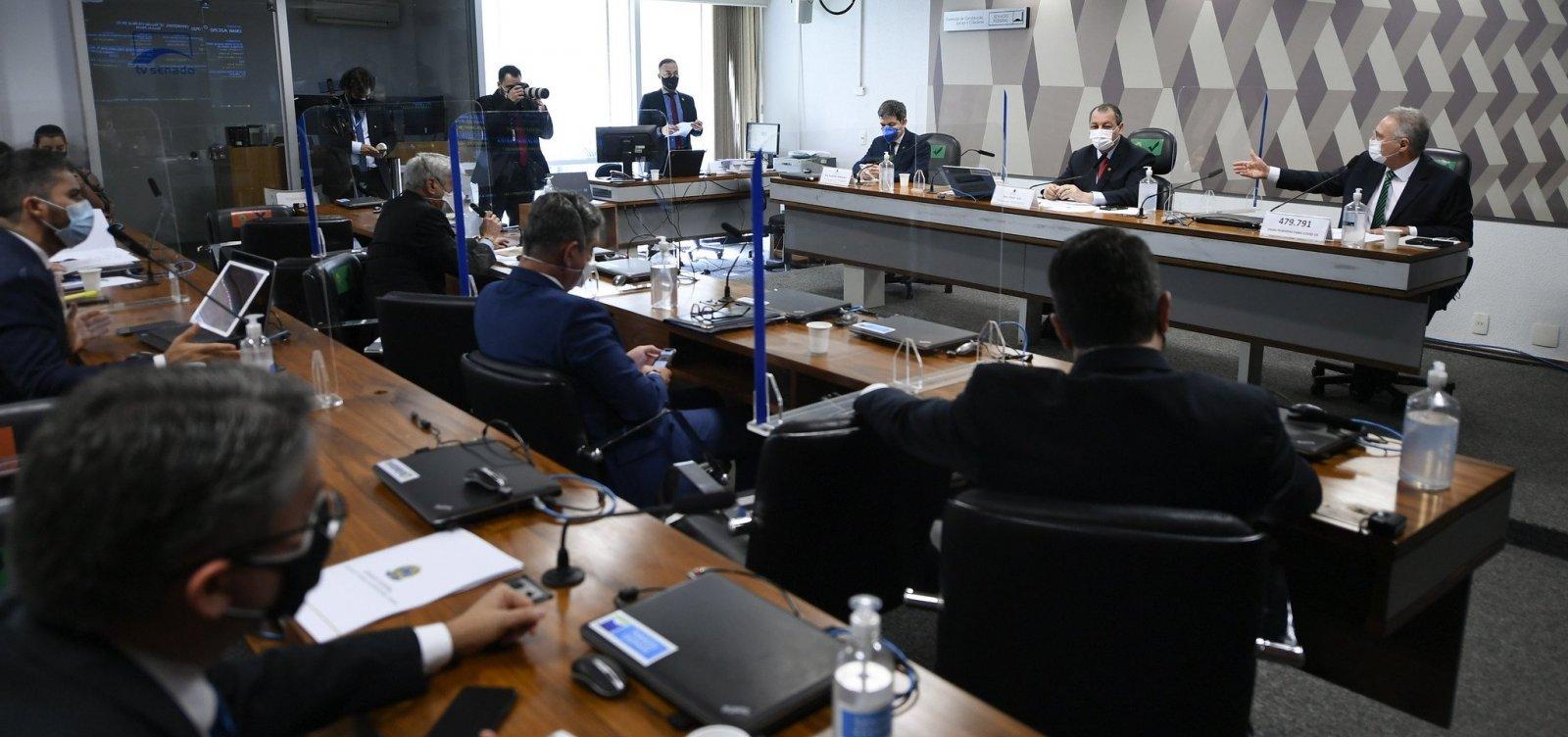 CPI da Covid faz audiência pública com especialistas nesta sexta