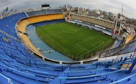 Estádio La Bombonera é interditado após violência contra jogadores