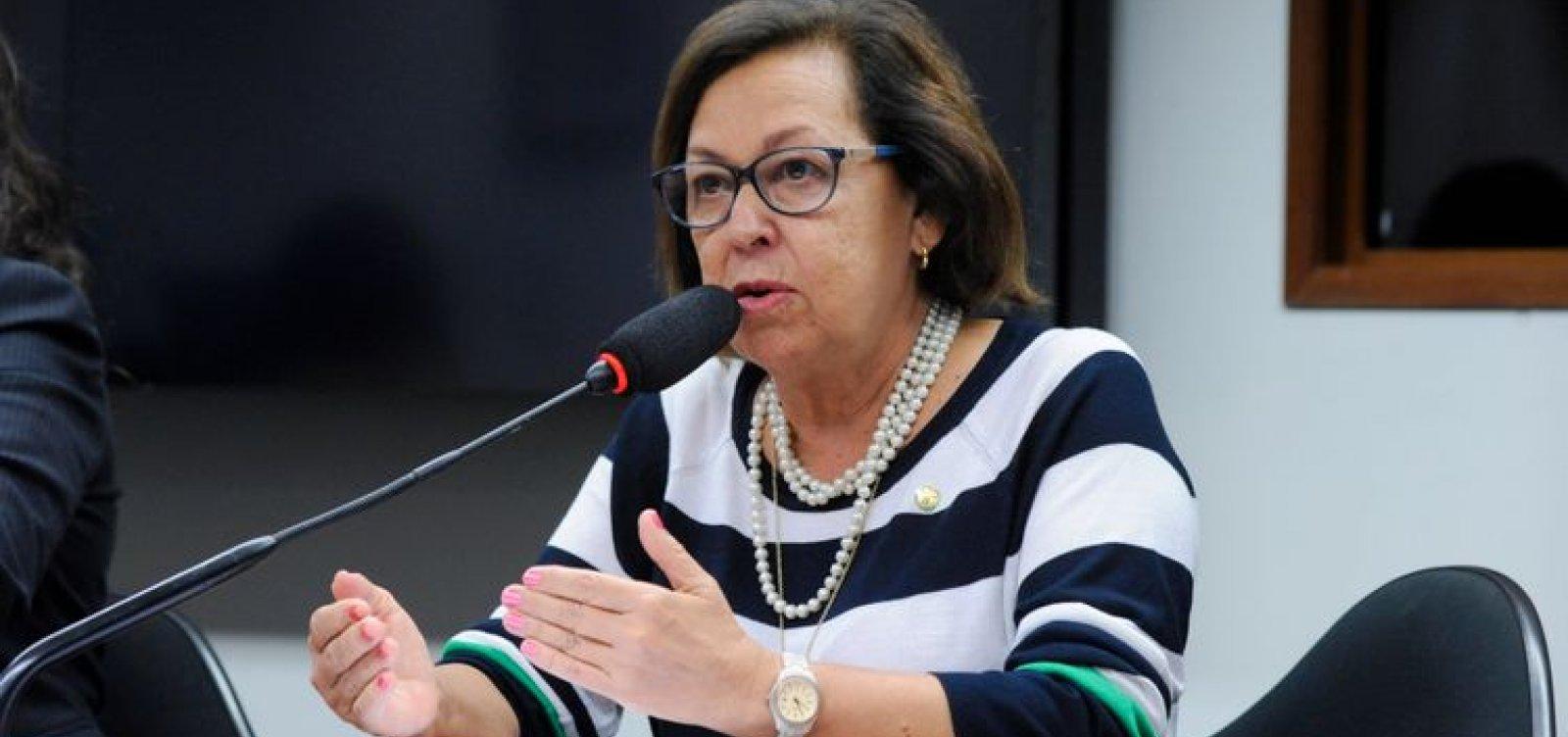 Ingresso de Freixo no PSB fortalecerá embates da esquerda, afirma Lídice