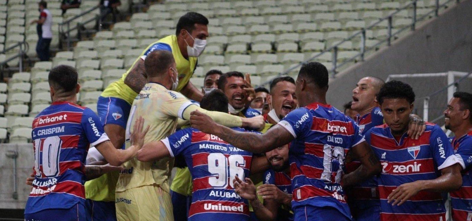 Vitória e Fortaleza engrossam lista e Nordeste bate recorde de classificações na Copa do Brasil